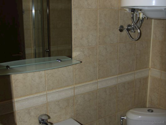 Bathroom in Two-bedroom apartment